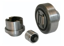 eccentric adjustable combined roller bearing