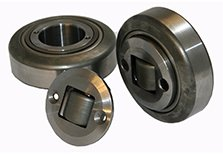 shim adjustable combined roller bearing