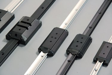 track guidance linear system