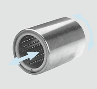 Linear Radial Rotating Sliding Ball Bushings Linear