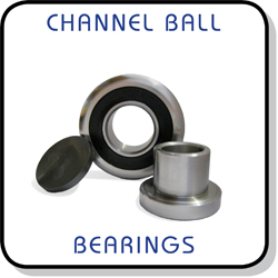 channel ball bearings
