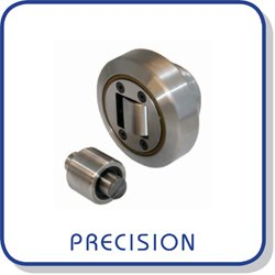 precision combined roller bearing