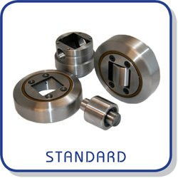 Combined Roller Bearings And Mating Steel Profiles
