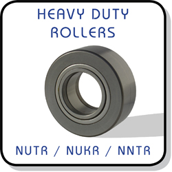 nutr, nukr & nntr bearings
