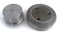 radial roller bearings with weldable hub