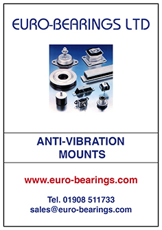 anti vibration catalogue