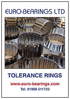 tolerance ring catalogue