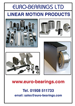 euro-bearings linear motion catalogue